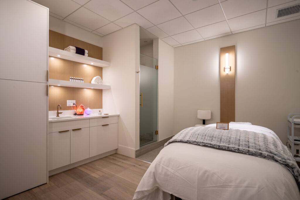 Remodeled Treatment Room